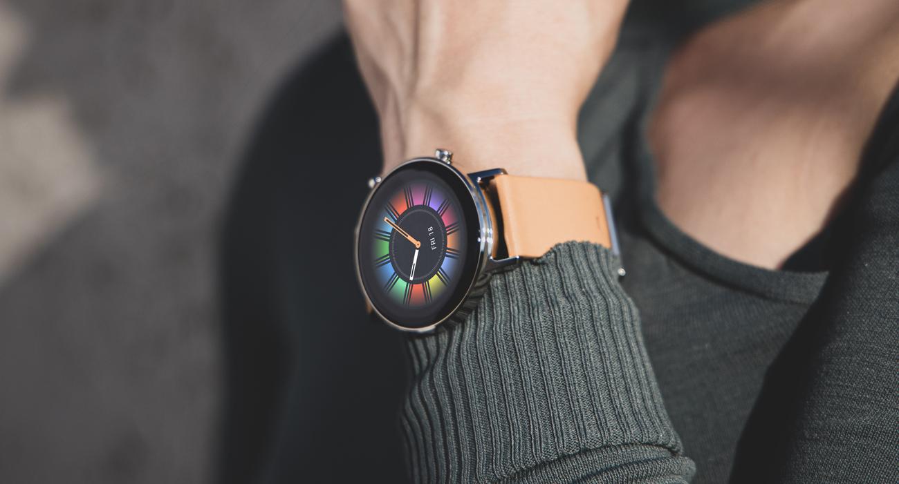 Huawei Watch GT 2 Sport sportowy zegarek