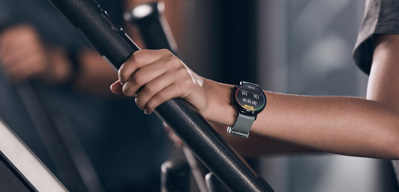 Huawei Watch GT 2 Sport raporty treningowe łącznośc GPS