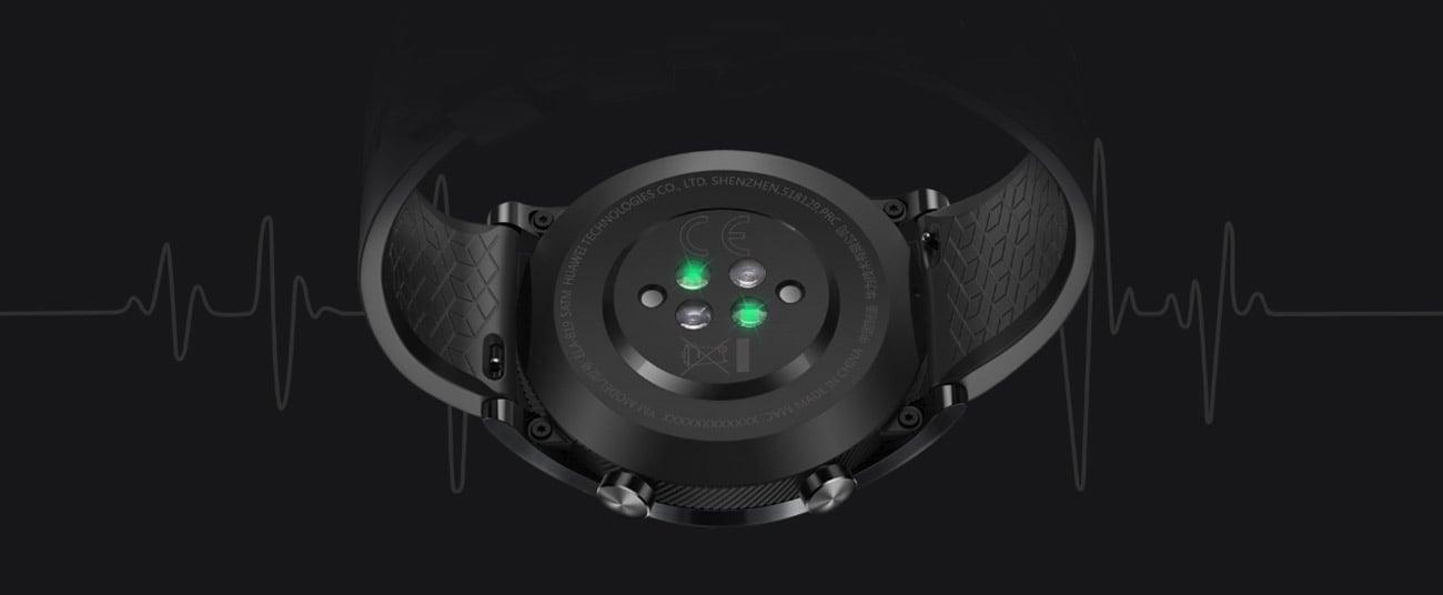 Huawei Watch GT 2 Sport zestaw czujników treningowych