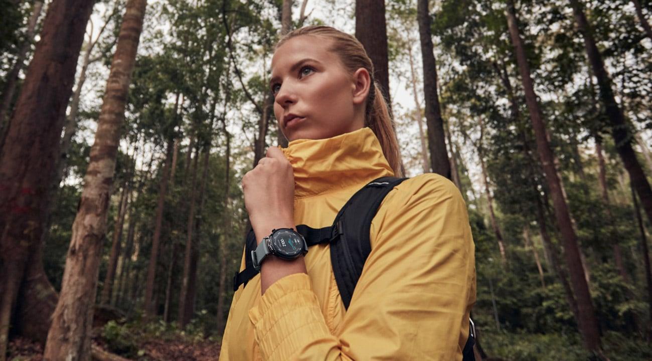 Huawei Watch GT 2 Sport asystent rozmów powiadomienia