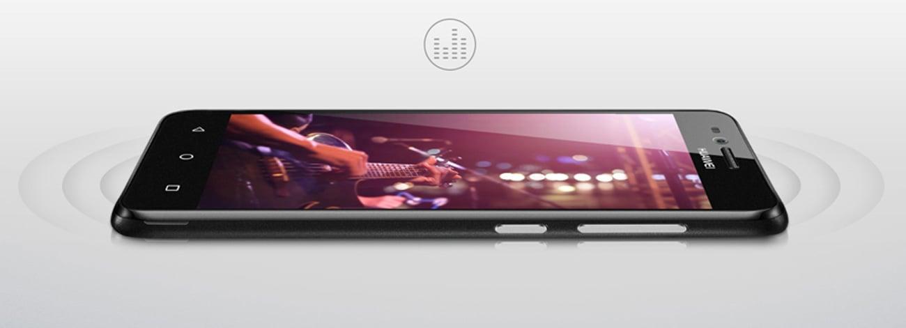 Huawei Y3 II wysokiej jakości głośniki