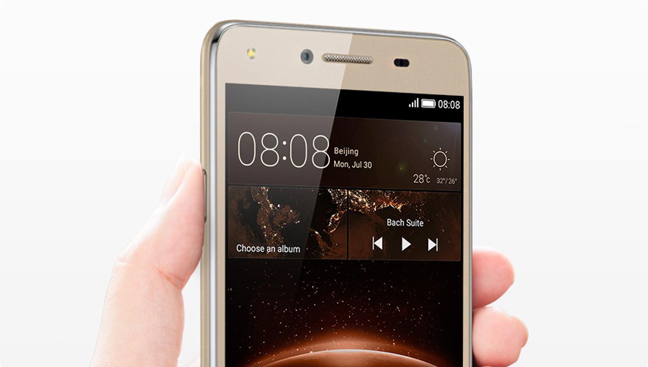 Huawei Y5 II Dual SIM LTE wielofunkcyjny przycisk Easy key