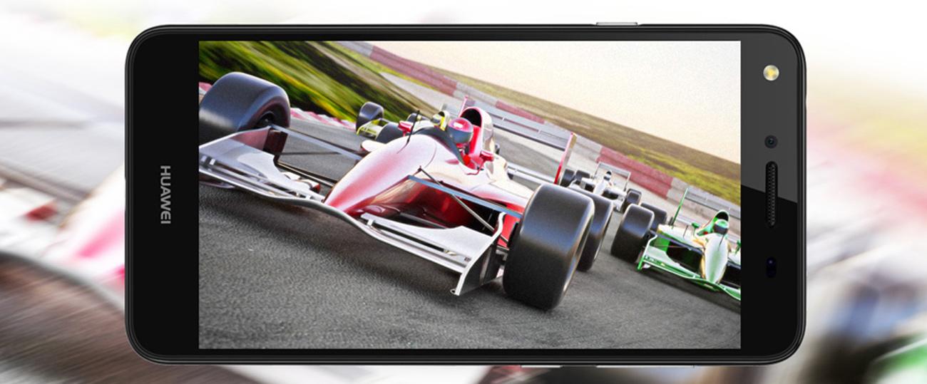 Huawei Y5 II Dual SIM LTE czterordzeniowy procesor MediaTek