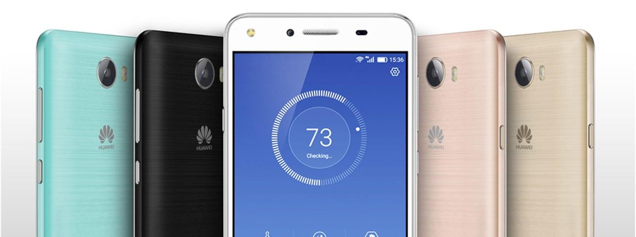 Huawei Y5 II Dual SIM LTE android 5.1 lollipop emui 3.1