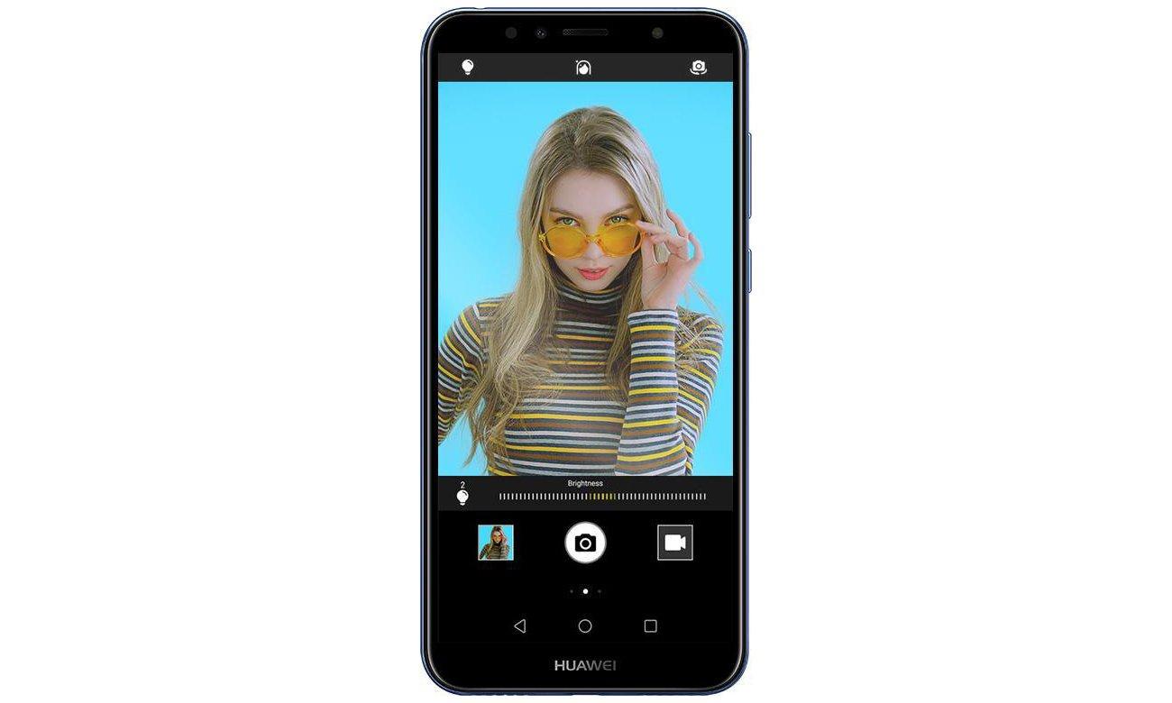 HUAWEI Y6 Prime 2018 selfie 8 mpix