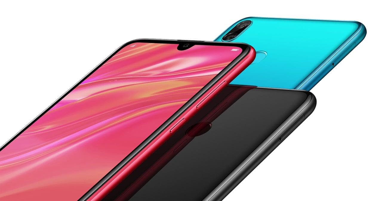 HUAWEI Y7 2019 8-rdzeniowy procesor Snapdragon 450