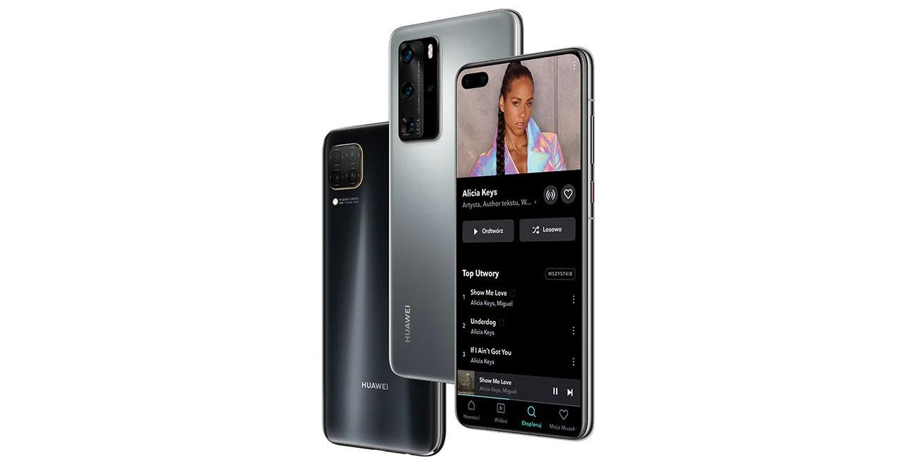 Promocja Huawei TIDAL