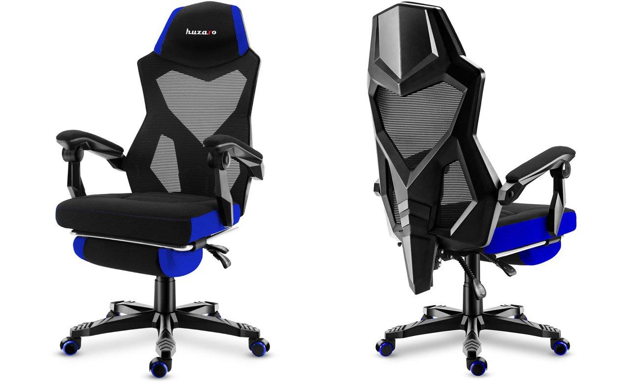 Fotel gamingowy Huzaro Combat 3.0 Niebieski