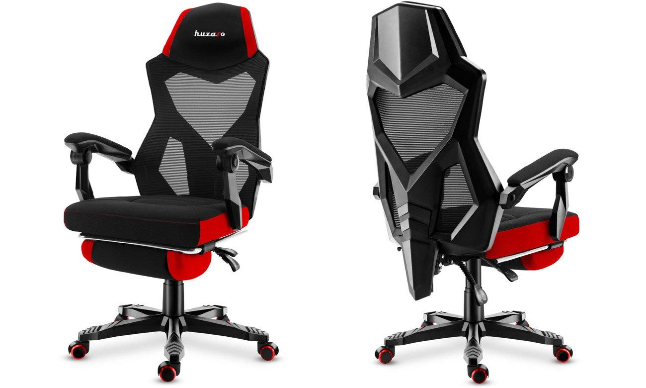 Fotel gamingowy Huzaro Combat 3.0 Czerwony