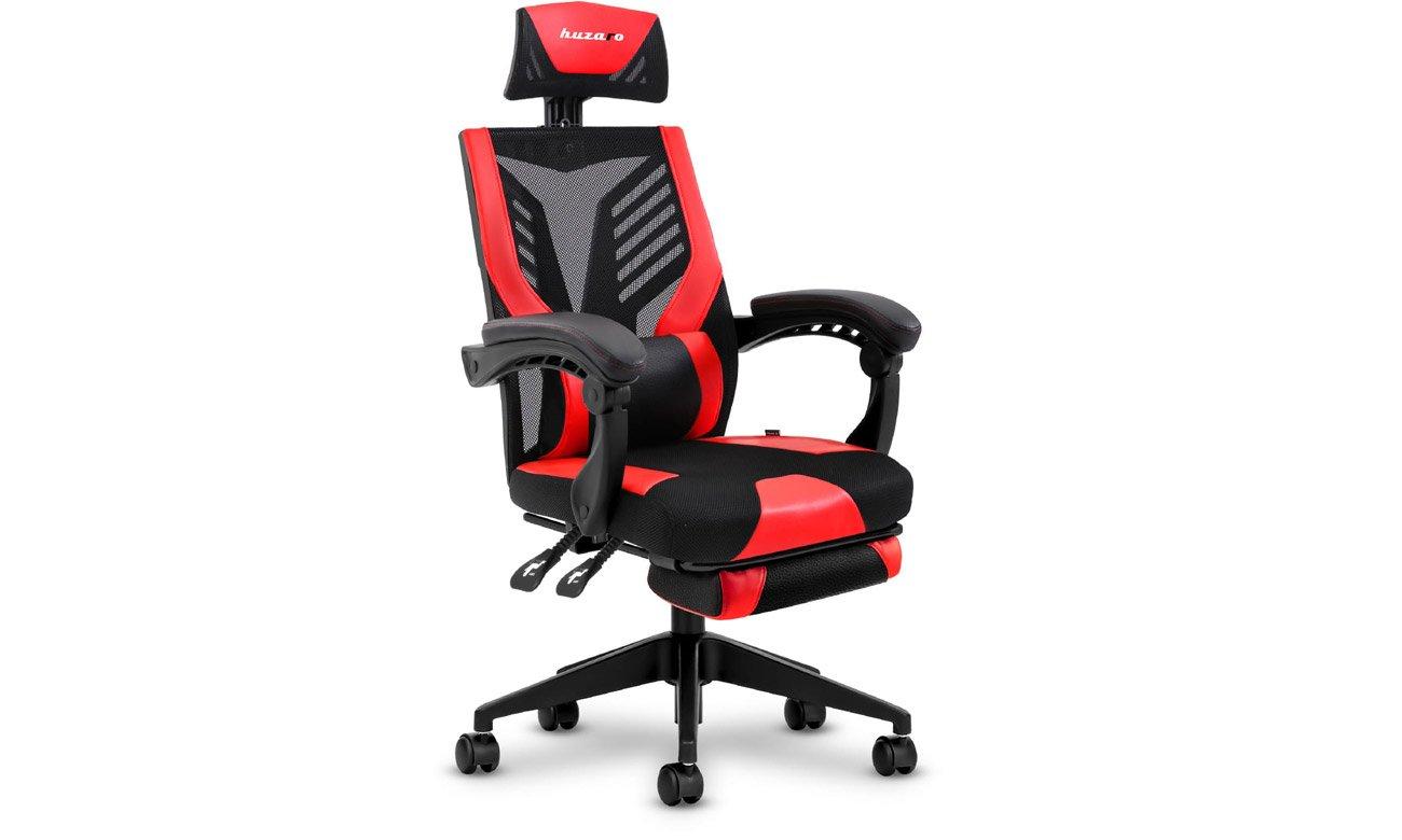 Fotel gamingowy Huzaro Combat 4.2 Czerwony