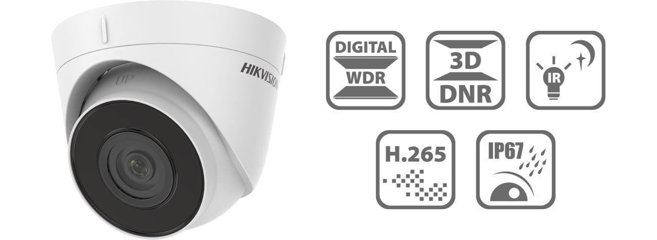 Hikvision DS-2CD1323G0E-I