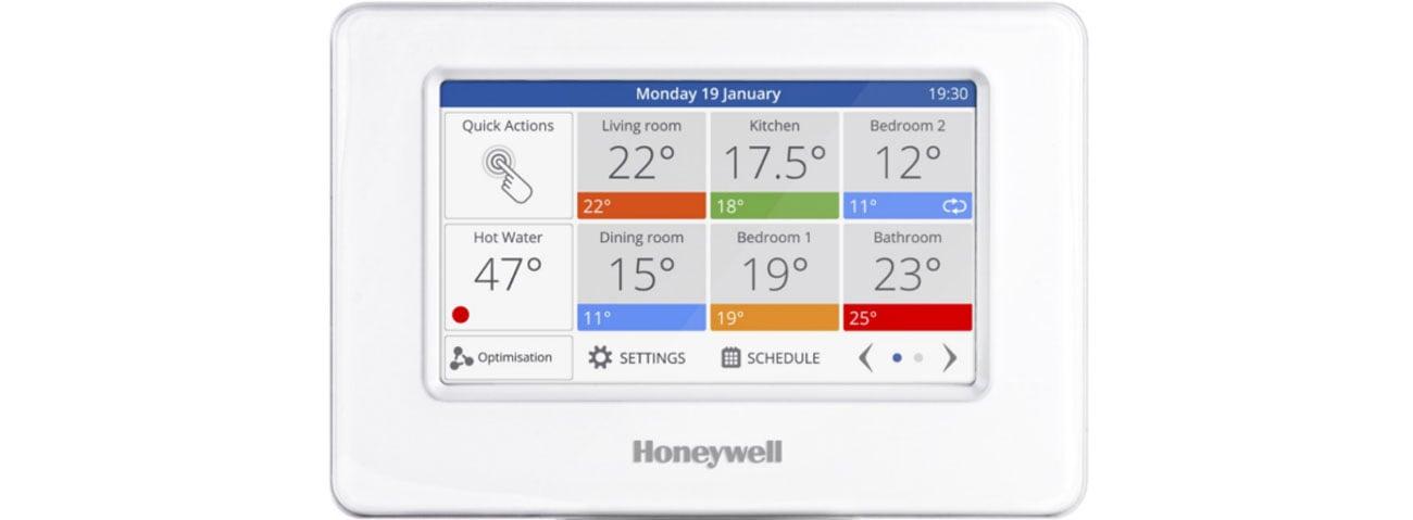 Honeywell Evohome console Moduł sterujący ATC928G3026