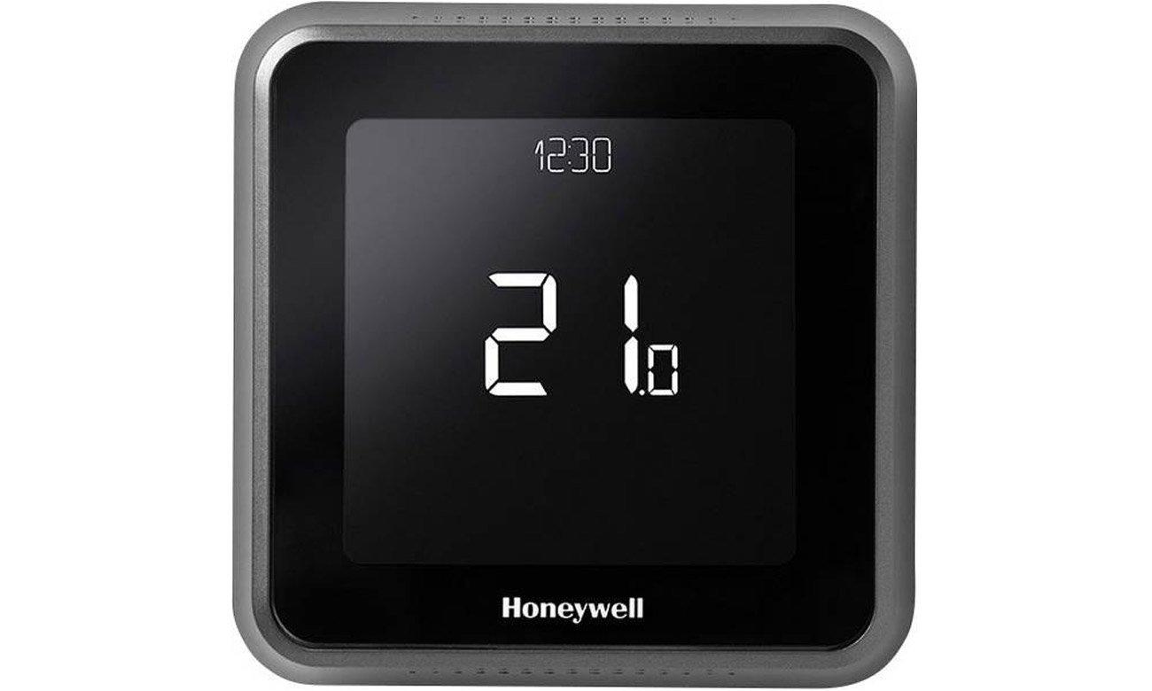 Inteligentny termostat Honeywell Evohome T6W Czarny