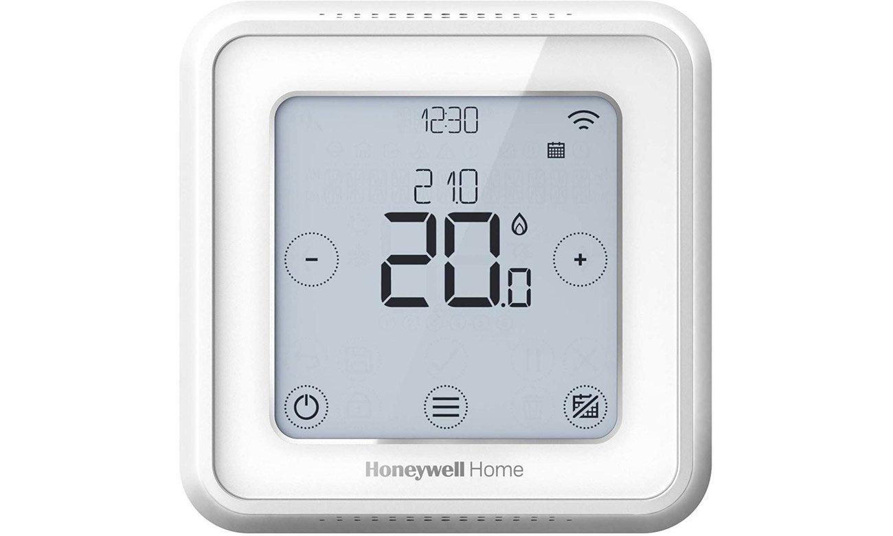 Inteligentny termostat Honeywell Evohome T6W Biały