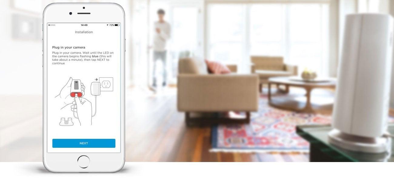 Honeywell Lyric C1 Aplikacja mobilna
