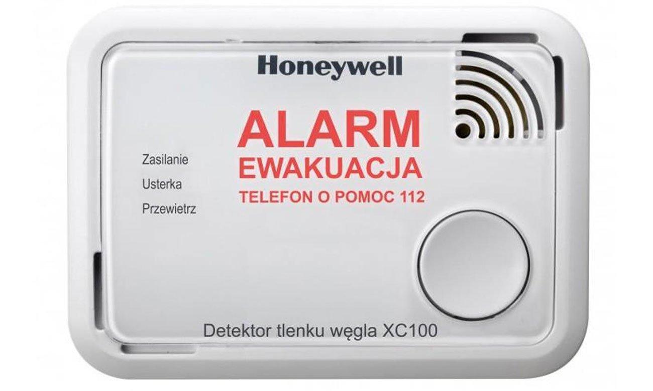 Czujnik tlenku węgla Honeywell XC100-PL-A