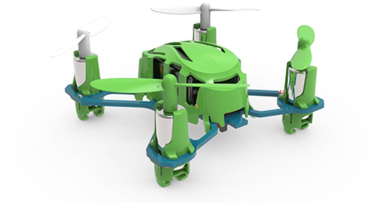Dron Hubsan Q4 Nano H111 zielony