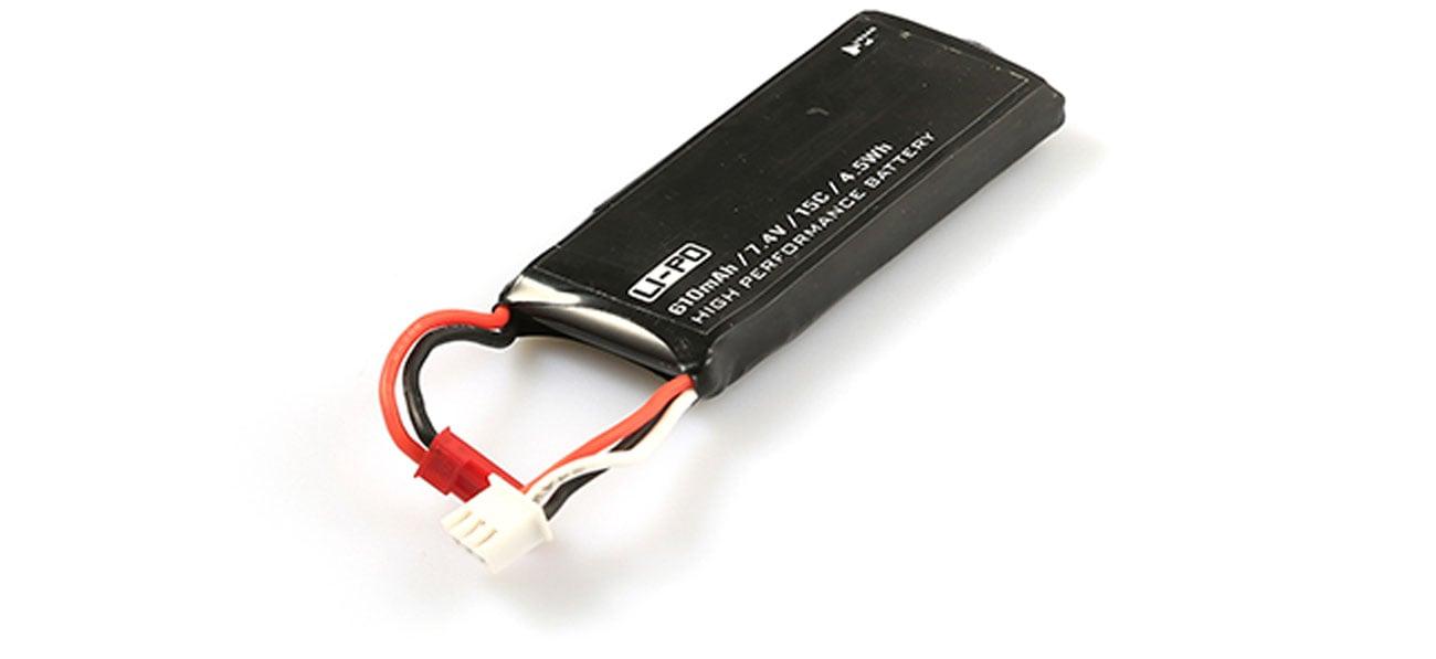 Bateria do drona Hubsan H502