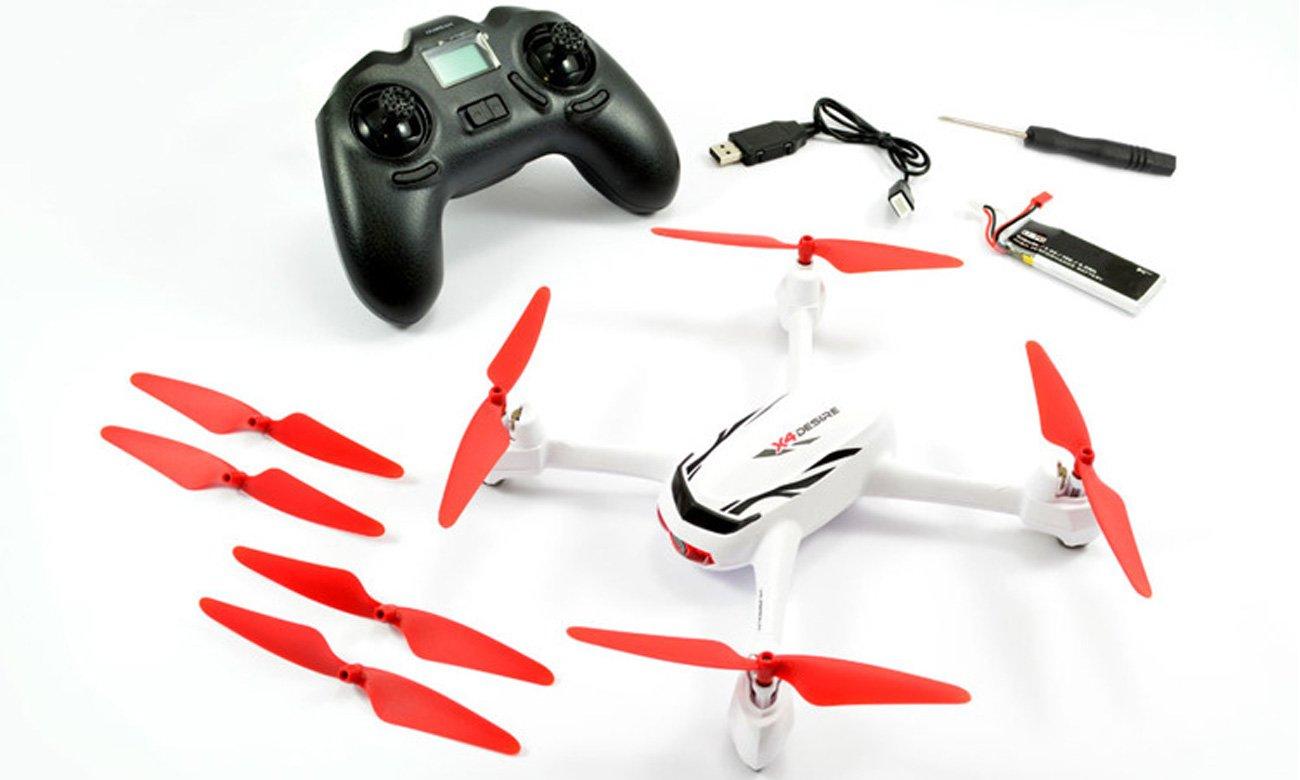 Dron Hubsan X4 H502E