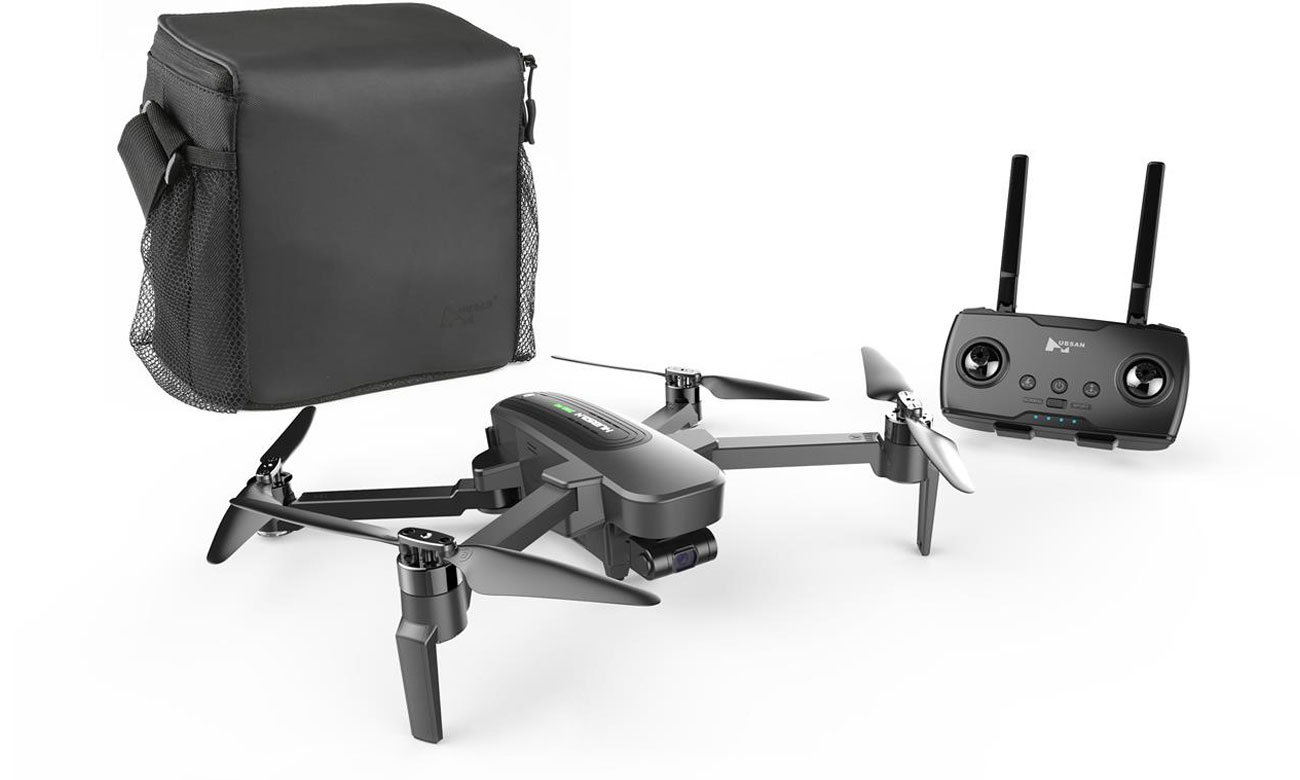 Dron Hubsan Zino Pro Portable Version