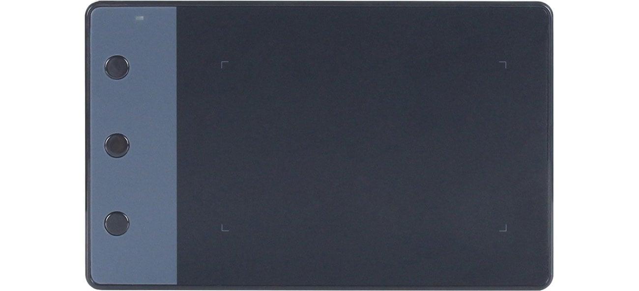 Huion H420 - Powierzchnia robocza