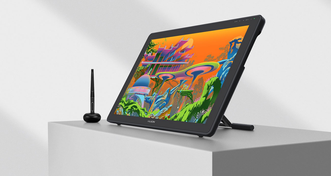 Tablet graficzny Huion Kamvas 22 Plus