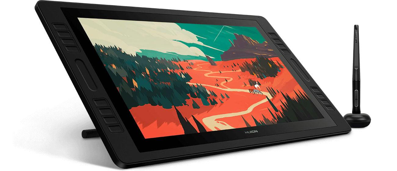 Huion Kamvas Pro 20 (2019) - Tablet graficzny