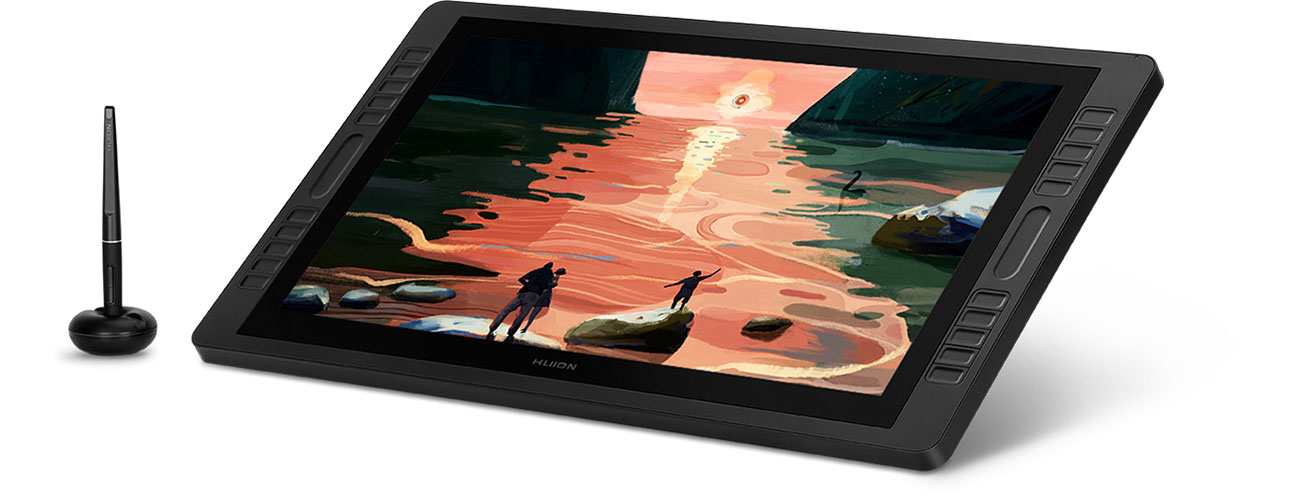 Huion Kamvas Pro 22 (2019) - Tablet graficzny