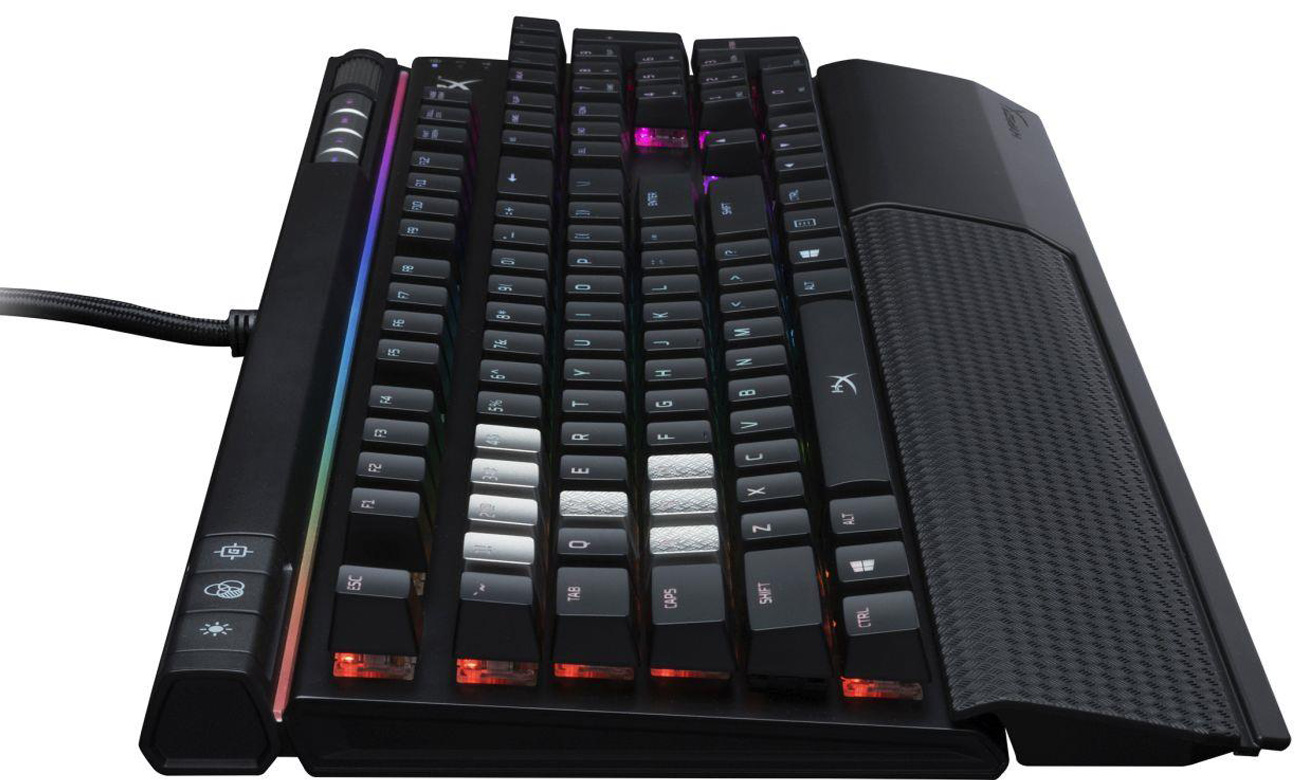 HyperX Alloy Elite RGB komfortowa podpórka