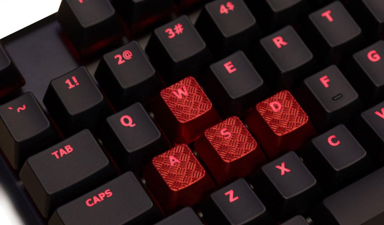 Podświetlenie klawiszy