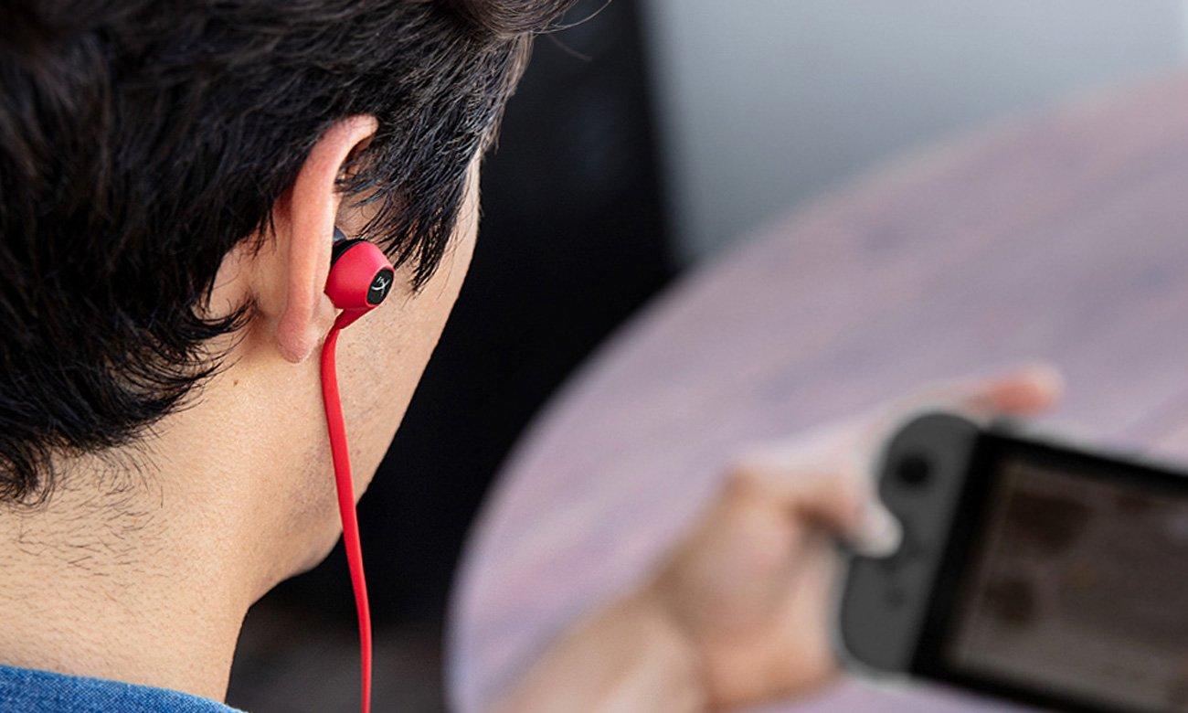 HyperX Cloud Earbuds Jakość dźwięku
