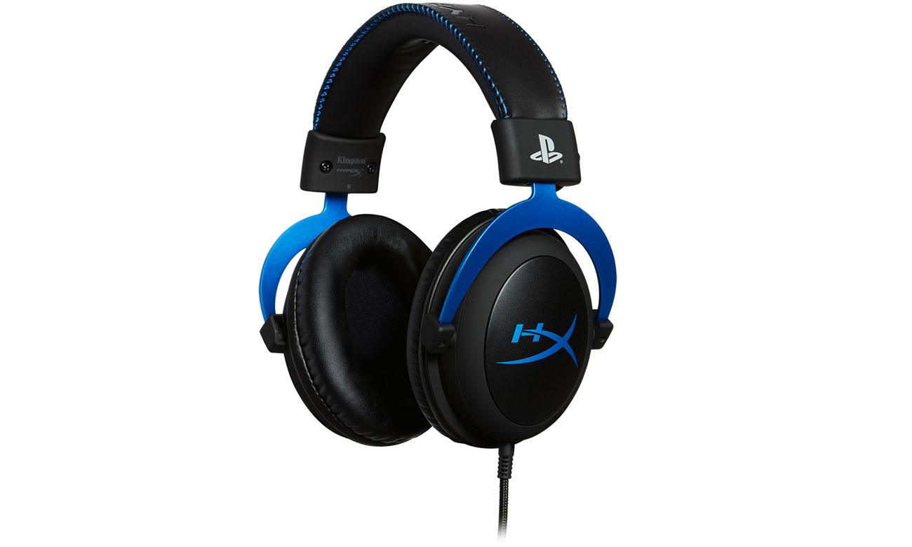Zestaw słuchawkowy HyperX Cloud PS4