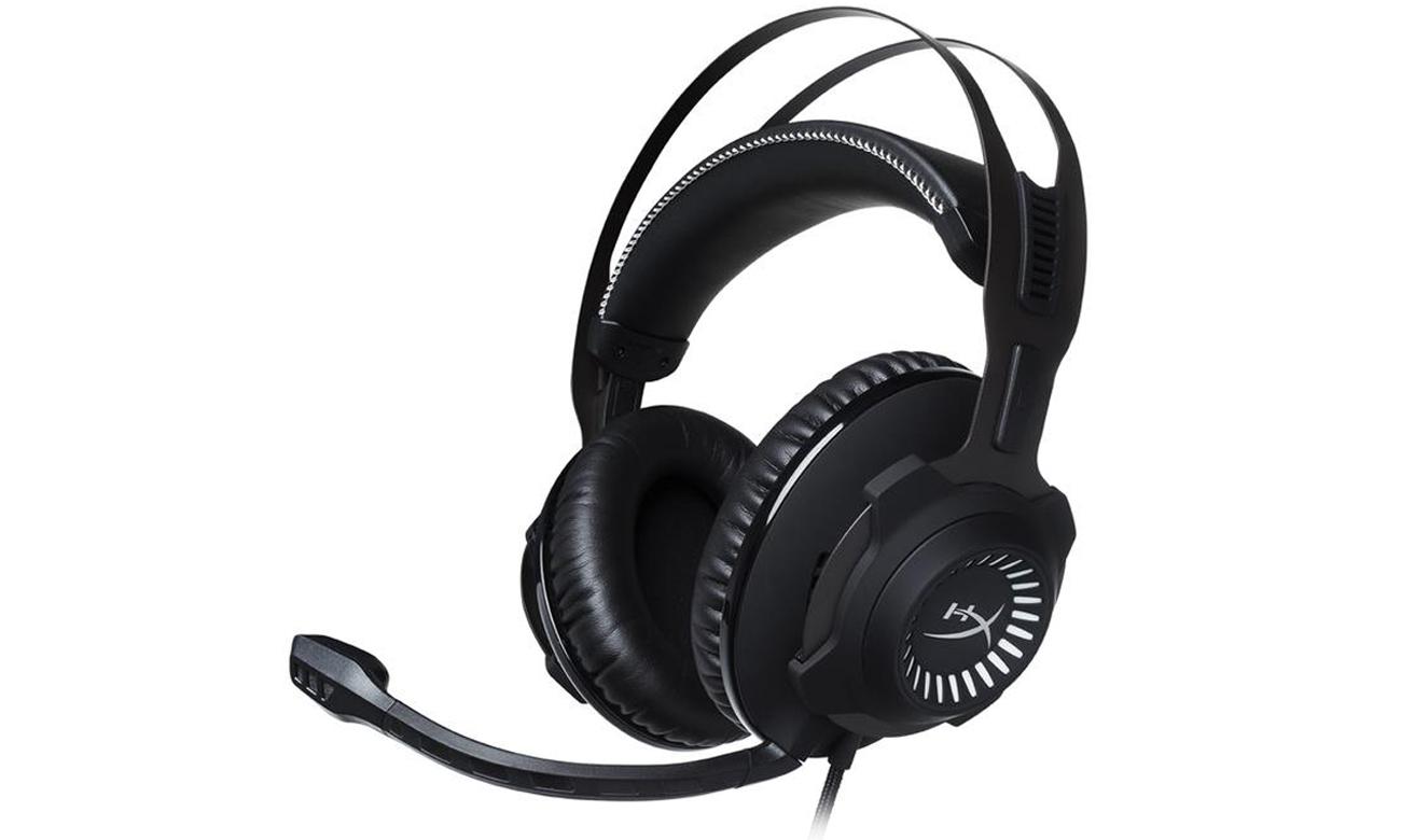 Słuchawki HyperX Cloud Revolver S Headset Czarne