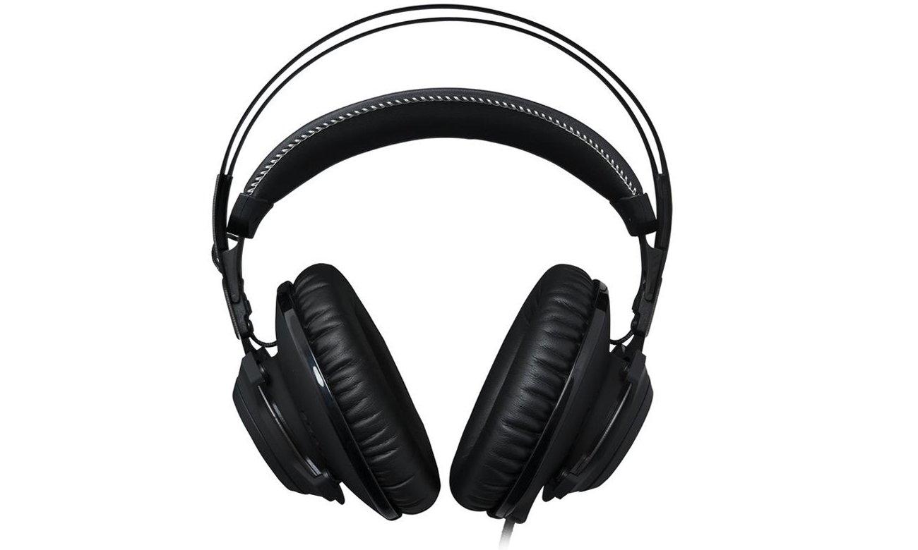 Słuchawki HyperX Cloud Revolver S Headset Czarne kompatybilność