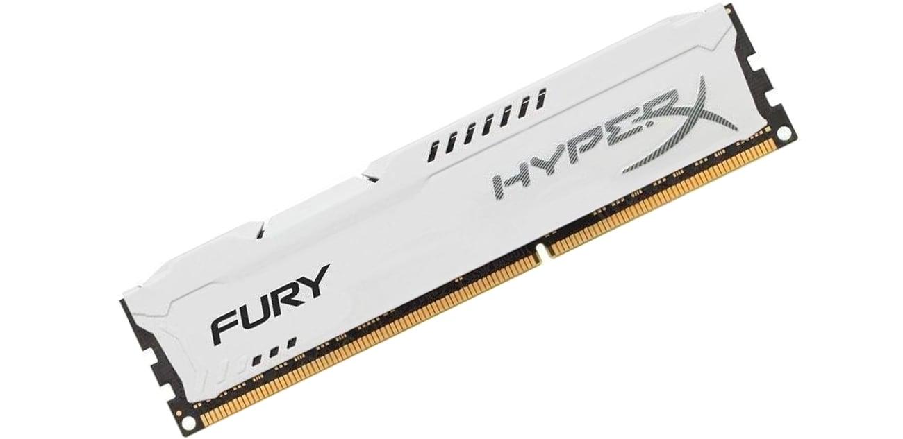 HyperX Fury White