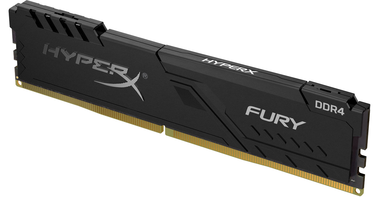 Pamięć RAM DDR4 HyperX 4GB 2400MHz Fury CL15 HX424C15FB3/4