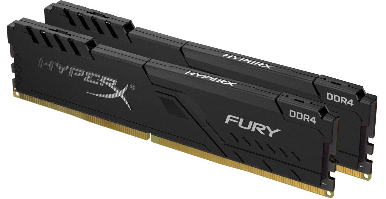 Pamięć RAM DDR4 HyperX 16GB 3200MHz Fury CL16 (2x8GB) HX432C16FB3K2/16
