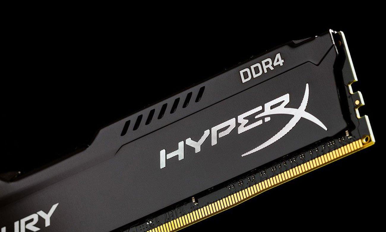 HyperX FURY DDR4 Obsługa profili Intel XMP