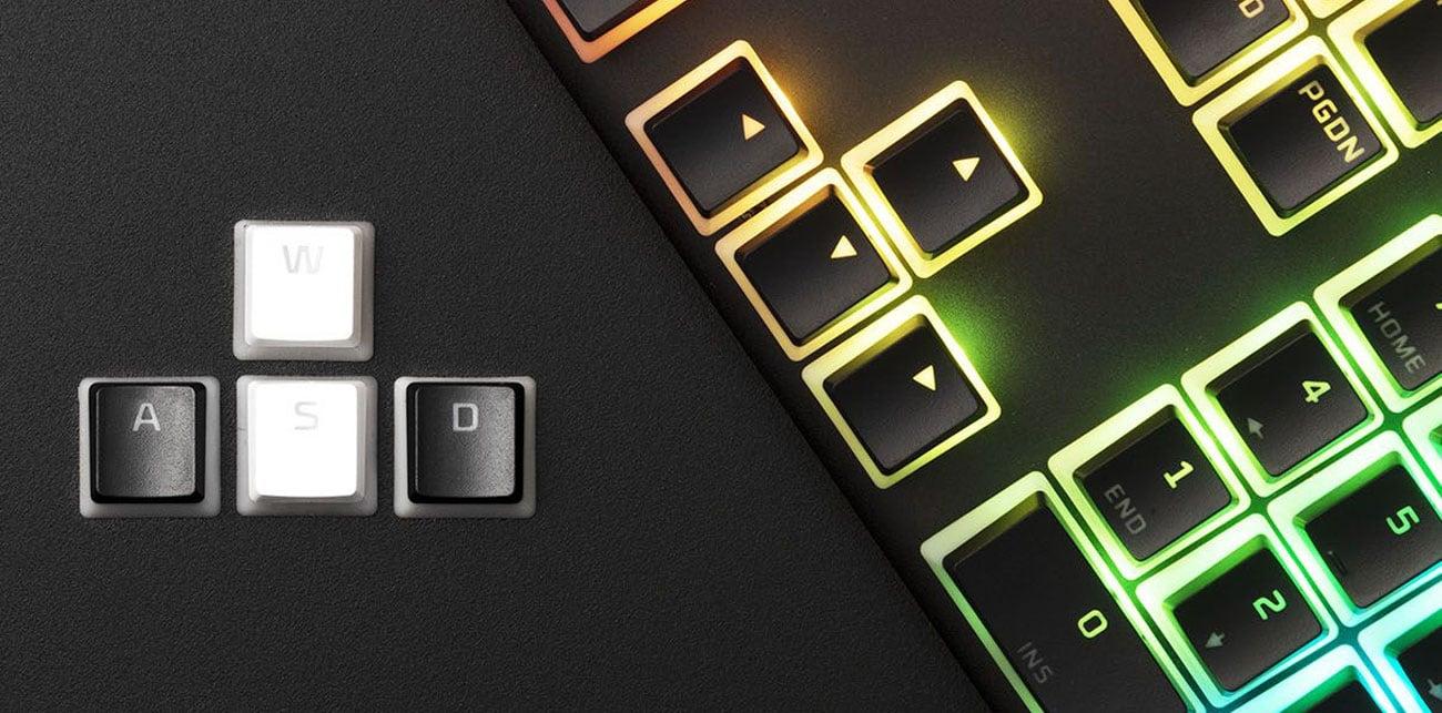 Keycaps do klawiatury HyperX PBT Pudding Black