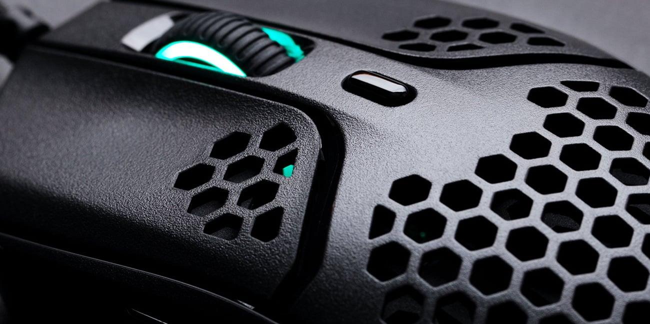 Mysz dla graczy HyperX Pulsefire Haste
