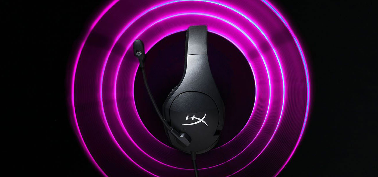 HyperX Cloud Stinger Core Słuchawki gamingowe