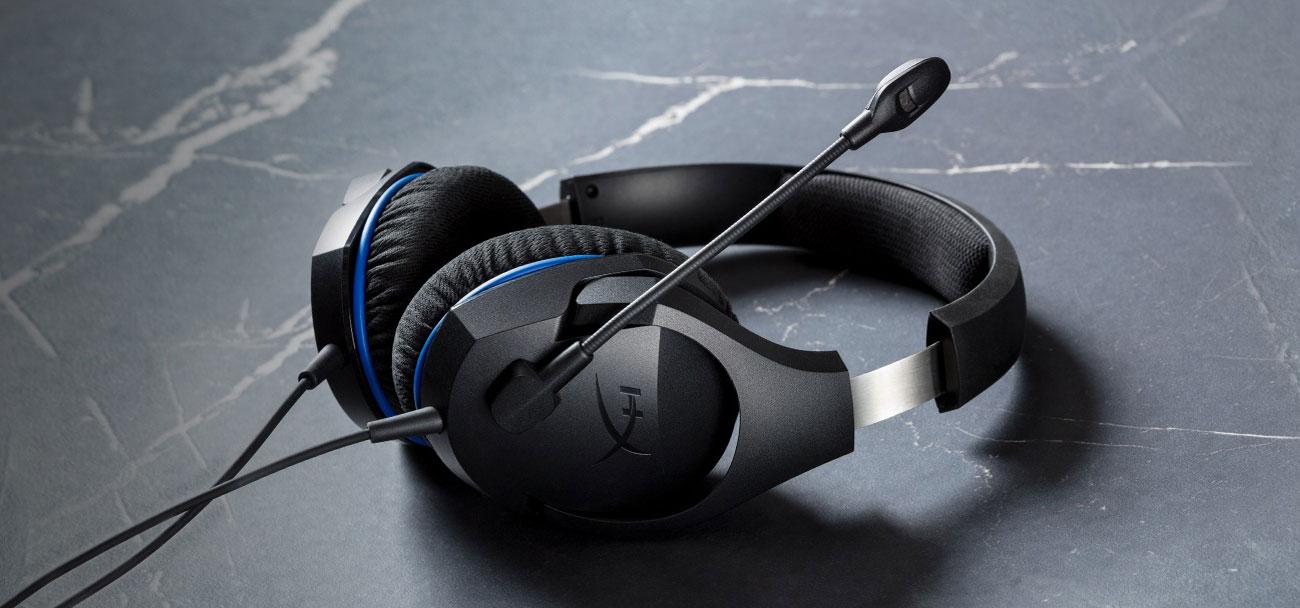 Słuchawki przewodowe HyperX Cloud Stinger Core HX-HSCSC2-BK/WW