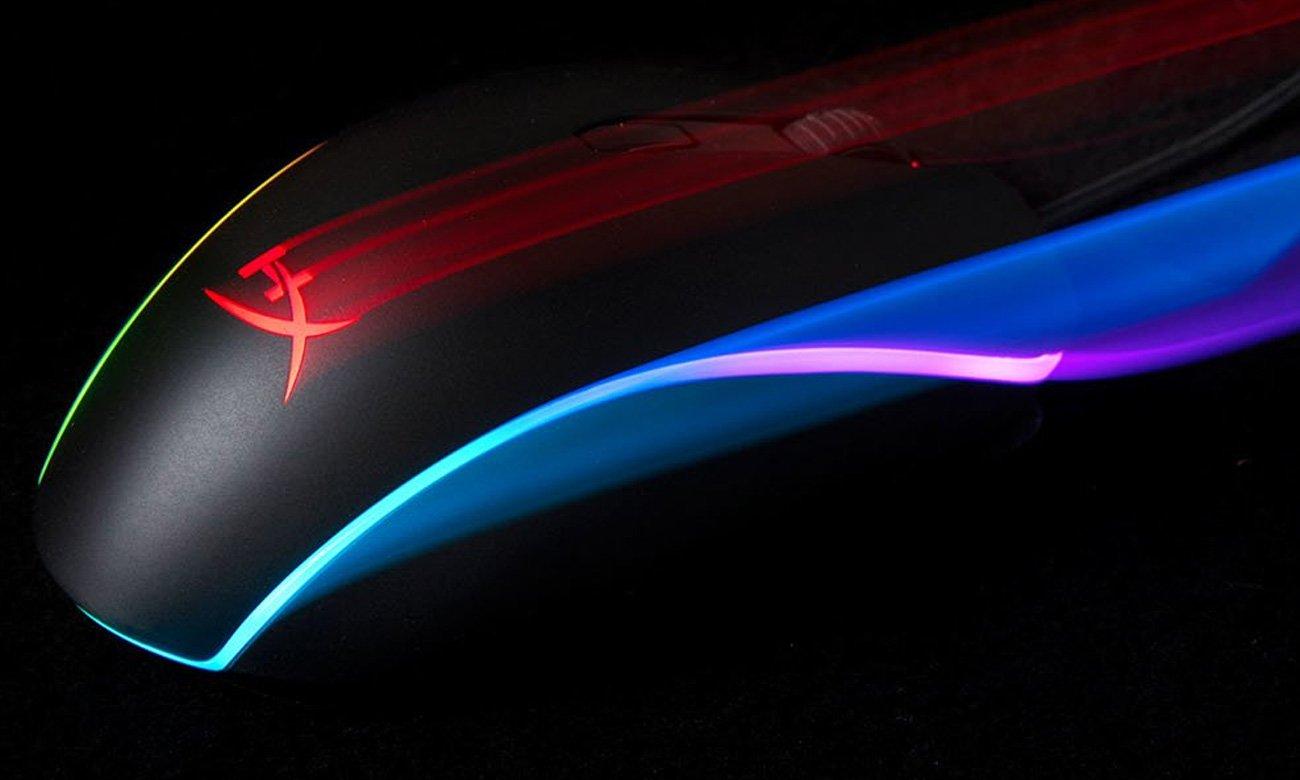 HyperX Pulsefire Surge Podświetlenie RGB
