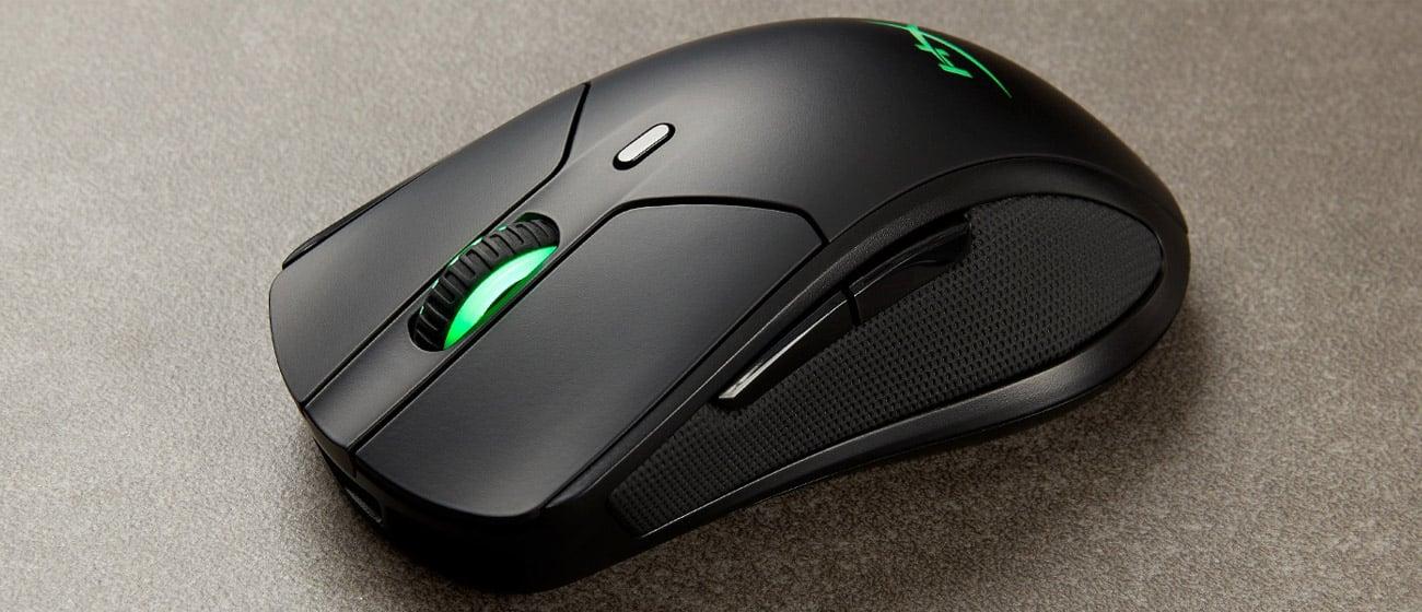 Mysz dla graczy HyperX Pulsefire Dart Wireless