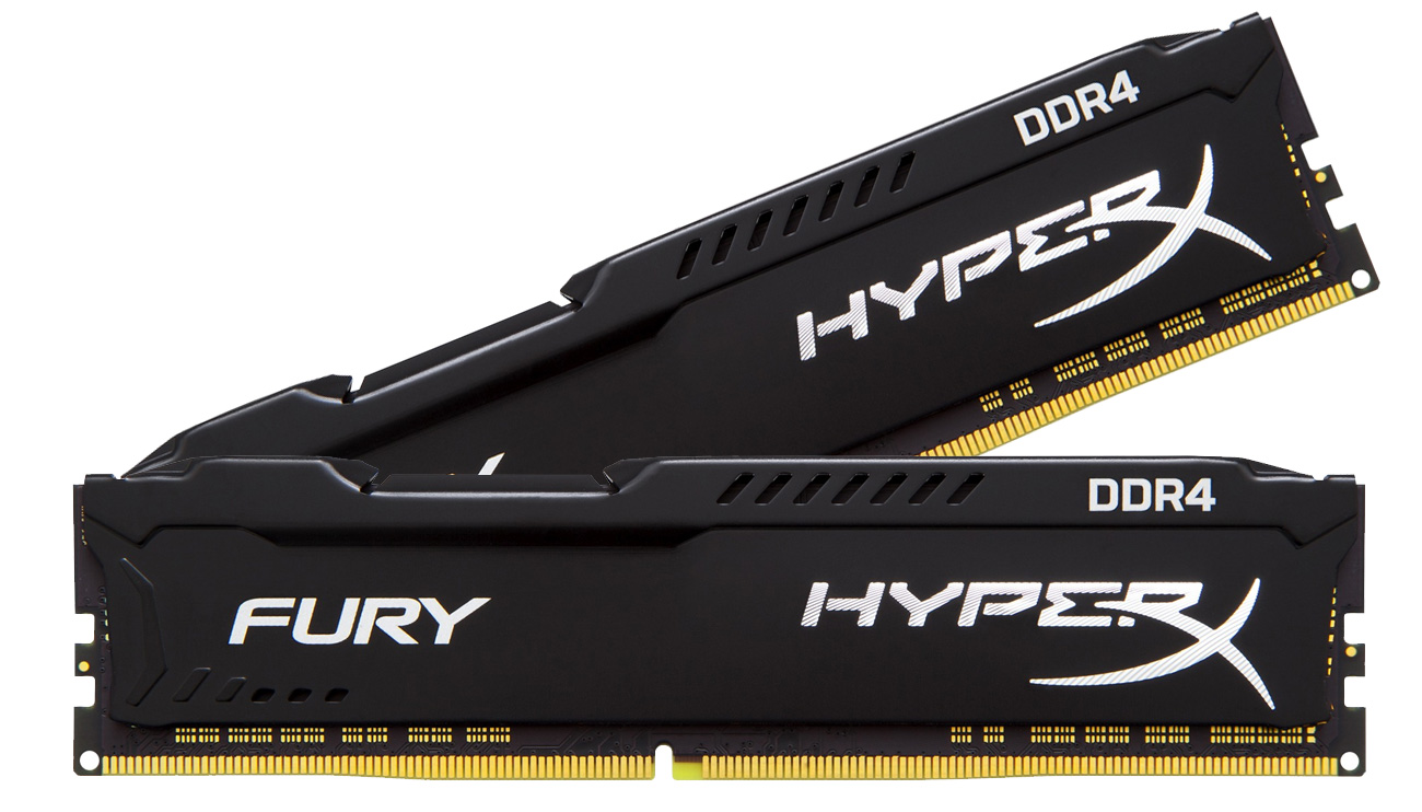16GB 2400MHz Fury Black CL15 (2x8192)