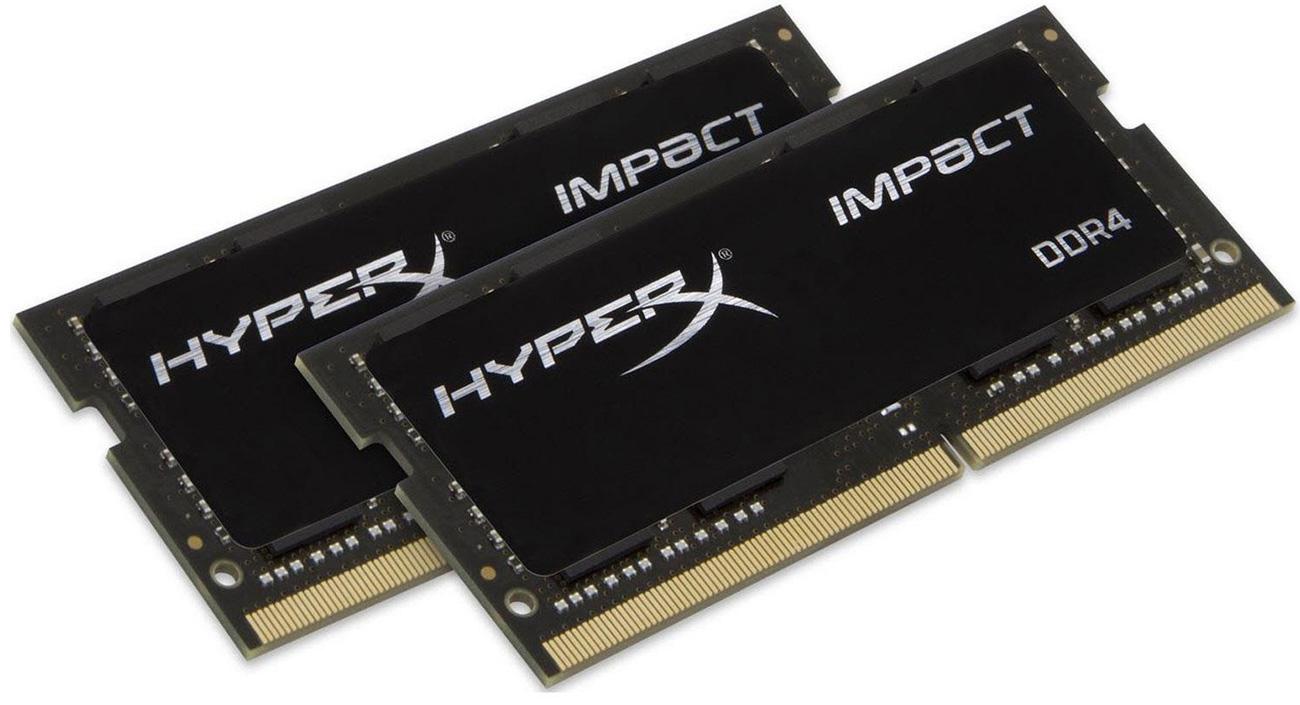 DDR4 HyperX 32GB (2x16GB) 2400Hz