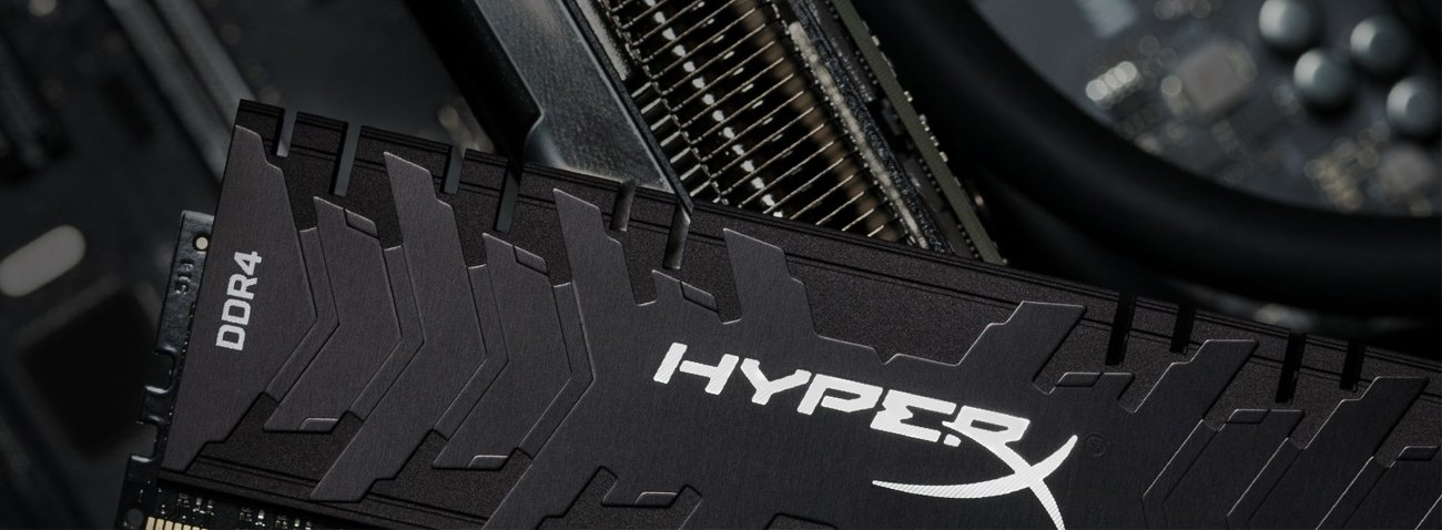 Kingston 8GB 3000MHz HyperX Predator Black CL15