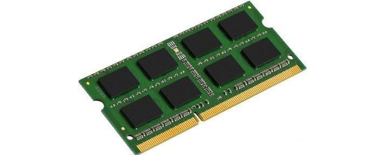 Pamięć SODIMM DDR3 Kingston 8GB 1600MHz