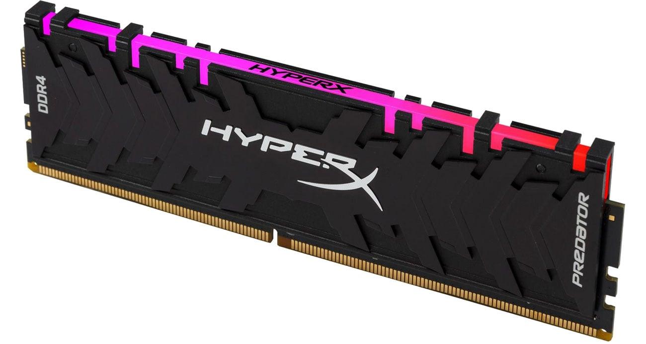 Pamięć RAM DDR4 HyperX 8GB 3000MHz Predator RGB CL15 HX429C15PB3A/8