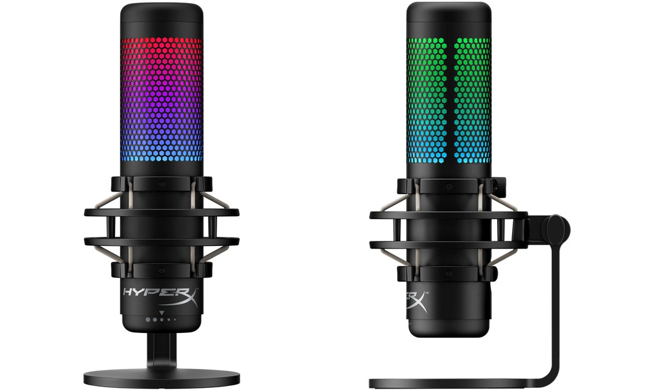 Mikrofon pojemnościowy HyperX QuadCast S